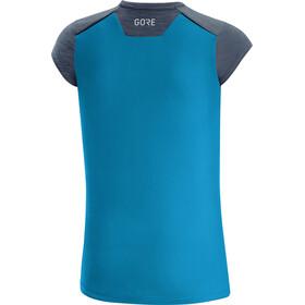 GORE WEAR R3 T-shirt Femme, orbit blue/dynamic cyan